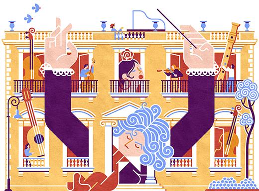 Bienvenidos a Palacio – Comunidad de Madrid