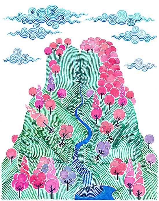 Geografía mágica