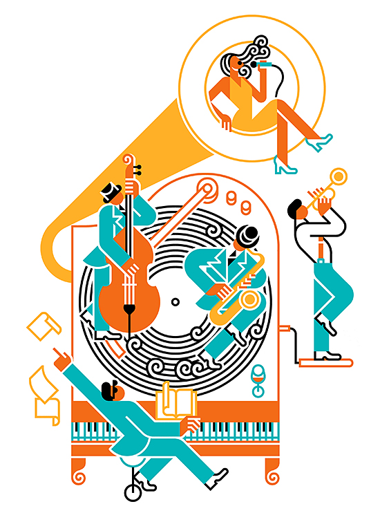 Gramophone Jazz