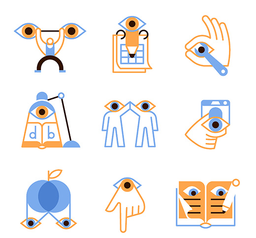 Web icons – McCrodan optometrist
