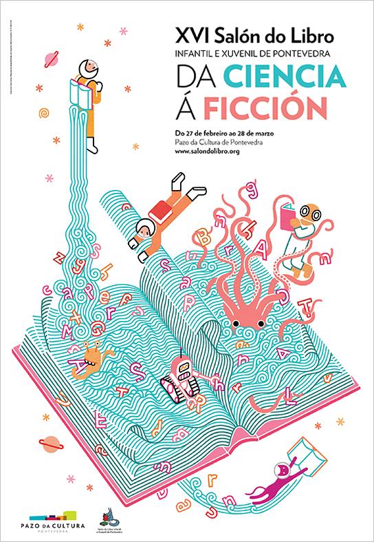 Salón del Libro de Pontevedra